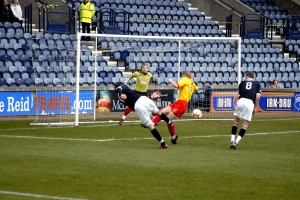Brian Graham's Goal