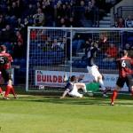 It's Baird's goal and Raith's second