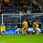 Craig Moore opens the scoring