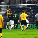 Brian's second and Raith's fourth goal