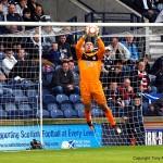 Dave McGurn saves