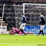 A late save from Laidlaw
