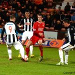 Grant Anderson surrounded by Pars
