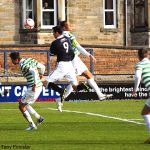 Brian Grahams first half header