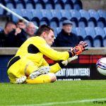 McGurn gets down to save