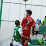 Cardle proves he can jump.