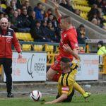 Talbot fouls Baird