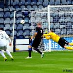 Brill saves from McKeown