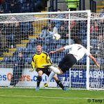 Grant heads for goal