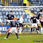 Goalmouth clearance