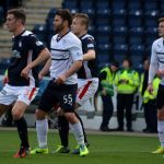 Barr and Watson in the Falkirk box.