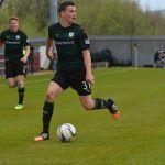 Ross Matthews - first team debut