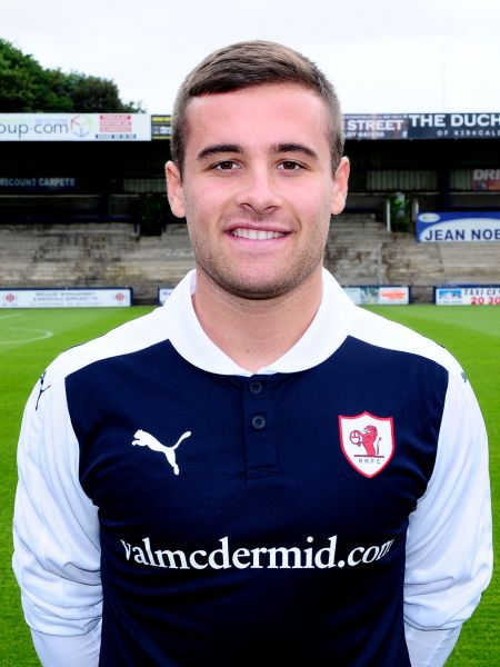 Lewis Vaughan Signs Contract Extension | Raith Rovers FC