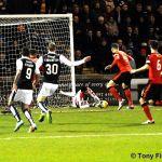 Goalmouth action