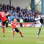 Ross shoots for goal