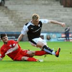 75mins_Blair_McHattie_fouled_by_Gary_Fraser
