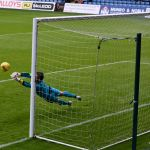 "The ""Cat"" saves McEveleys' attempt to keep Raith in the shoot out."
