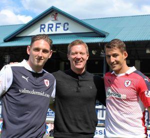 Declan, Gary & Rudi