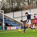 Ryan Hardie scores Raith's second goal