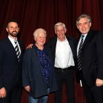 Craig Easton, Val McDermid, Jim McCalliog, Gordon Brown