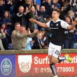 JONNY COURT SCORES HIS 1ST GOAL FOR RAITH - 