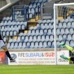 Liam Buchanan scores Raith 2nd goal