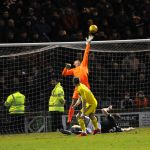 Raith v Ayr - 80 mins - great save from SMITH to deny Forrest - 