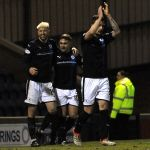 Stark's Park - Kirkcaldy - Fife - 
