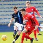 Raith v Queens Park - Liam Buchanan -  credit- Fife Photo Agency