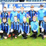 Kirkcaldy Inter were our special guests at half time