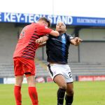 Raith v Queens Park - Furtado v Cummins - 