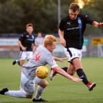 Raith v Dunfermline  - JAMIE WATSON -  credit- Fife Photo Agency
