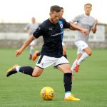Raith v Dunfermline  -  LIAM BUCHANAN - 