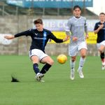 Raith v Dunfermline  -  Trialist Kevin Nesbit - 