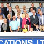 Match Sponsors - The Morgan Family