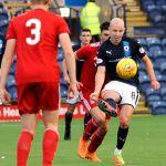 Raith v Aberdeen Colts - GRANT GILLESPIE - credit- Fife Photo Agency