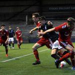 Raith v Aberdeen Colts -NATHAN FLANAGAN - credit- Fife Photo Agency