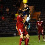 Raith v Aberdeen Colts -EUAN VALENTINE - credit- Fife Photo Agency