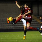 Raith v Aberdeen Colts -LIAM BUCHANAN - credit- Fife Photo Agency