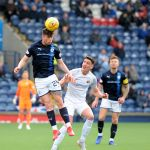 Raith v Montrose -  JAMIE BARJONAS - credit- Fife Photo Agency