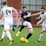 Raith v Montrose -  LIAM BUCHANAN - credit- Fife Photo Agency
