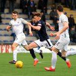 Raith v Montrose -  TONY DINGWALL -  credit- Fife Photo Agency