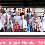 Stark's Park - Kirkcaldy - Fife -  Raith v Brechin  - Match sponsors THE NEEBURS - credit- Fife Photo Agency