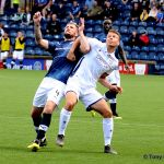 10 captain Iain Davidson