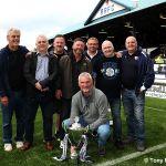 18 Walking Football Cup Winning Team