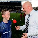 2 Match Mascot Lewis Campbell