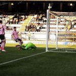 10 Kieron celebrates goal number 2