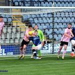 23 2nd half goalmouth action