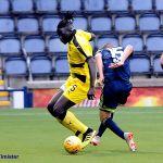 Fernady claims  the ball