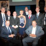 The HoF Team and VIPs